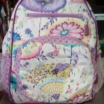Summer Parasol Backpack-Perfect for Travel, Work or School