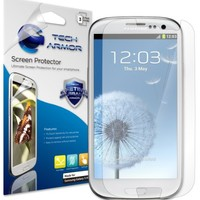 Tech Armor Anti-Glare & Anti-Fingerprint (Matte) Screen Protectors with Lifetime Replacement Warrant