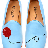 The Red Balloon Loafer by Del Toro for Preorder on Moda Operandi