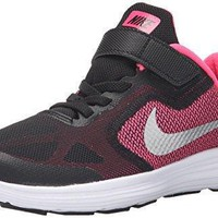 NIKE Kids' Revolution 3 Running Shoe (PSV)