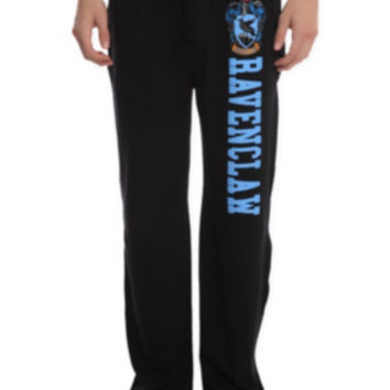 Harry Potter Ravenclaw Guys Pajama Pants