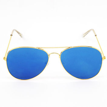 Sunglasses Unisex Mirror [4915060868]