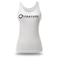 Chell's Aperture Tank Top
