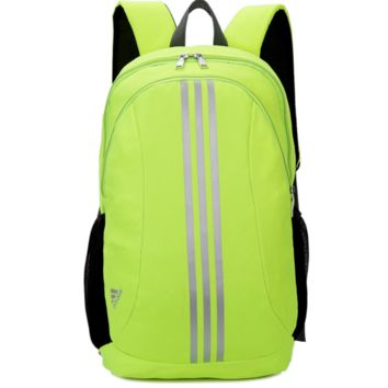 """ADIDAS "" Casual Sport Laptop Bag Shoulder School Bag Backpack"
