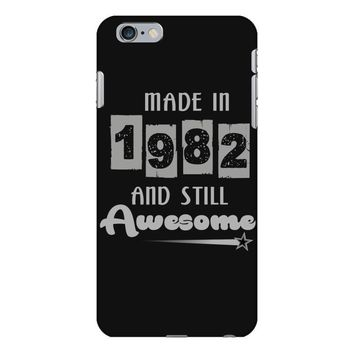 made in 1982 and still awesome iPhone 6 Plus/6s Plus Case