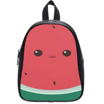 Cute Watermelon Clipart Iphone 5 School Backpack Large