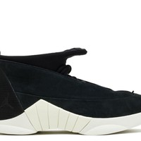 spbest Air Jordan 15 Retro PSNY Black