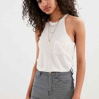 Truly Madly Deeply Harlow High-Neck Tank Top