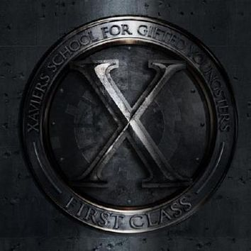 X Men First Class poster Metal Sign Wall Art 8in x 12in