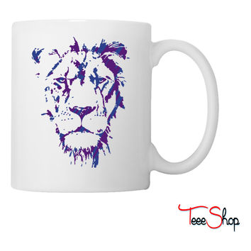 The Lion Coffee & Tea Mug