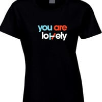 Twenty One Pilots You Are Lovely Womens T Shirt