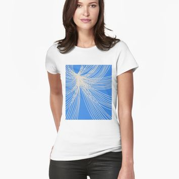 'Lines' T-shirt by VibrantVibe