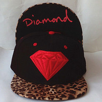 2013 HOT Diamond SUPPLY CO Snapback style Hip hop Adjustable baseball hat caps