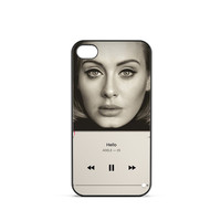 Adele Hello Itunes iPhone 4 / 4s Case