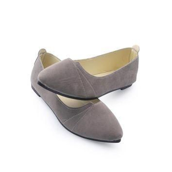 new spring & autumn Korean pointed tow soft bottom flat shoes size 567