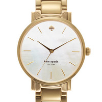 kate spade new york 'gramercy' bracelet watch, 34mm | Nordstrom