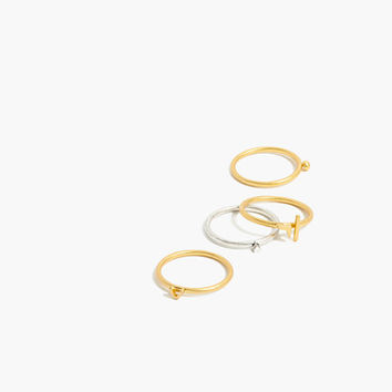 Magichour Stacking Ring Set