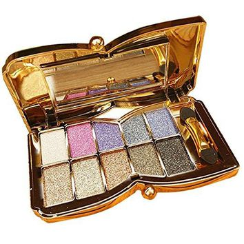 Shimmer Eye Shadow Makeup Palette
