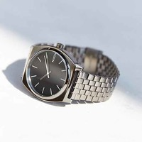 Nixon Time Teller Gunmetal Watch- Charcoal One