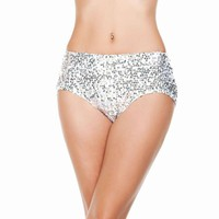 Starline Sequin High Waist Shorts