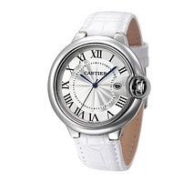 Cartier Casual, small, light watch L-PS-XSDZBSH White