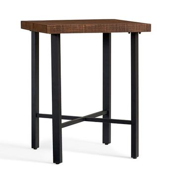 GRIFFIN RECLAIMED WOOD BAR-HEIGHT TABLE