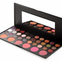 Jenni Rivera's 36 Color Eyeshadow & Blush Palette- by BH Cosmetics!