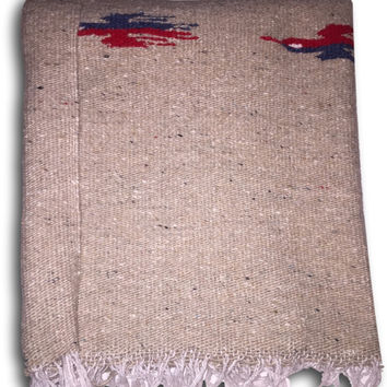 Vintage Navajo Thunderbird Blanket Throw  ** Last Minute Gift Quick Shipping**