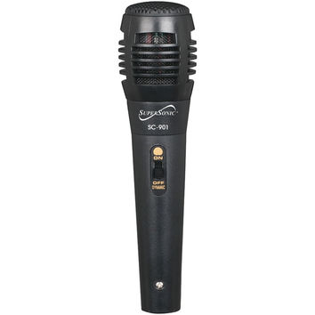 Supersonic Provoice Professional Microphone (black)
