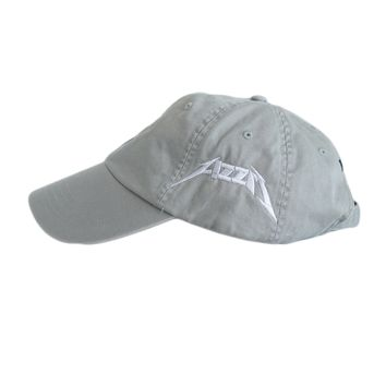 Grey Cloud Rockstar Polo Hat by Ralph Lauren