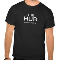 "That 70's Show -""The Hub"" t shirt"