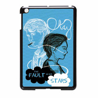 The Fault In Our Stars Quote 3 iPad Mini 2 Case