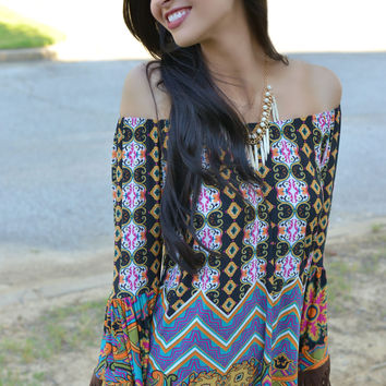 Nashville Bound Tunic