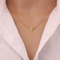 New Arrival Gift Shiny Jewelry Stylish Chain Necklace [6464820481]