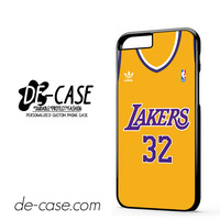 Lakers Basketball Jersey DEAL-6285 Apple Phonecase Cover For Iphone 6 / 6S