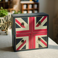 Engliand Flag Storage England Style Accessory Home Decor [6282474054]