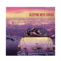 "Sleeping With Sirens - If You Were A Movie, This Would Be Your Soundtrack 12"" Vinyl EP Hot Topic Exclusive"