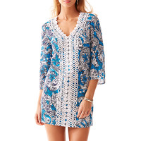 Lilly Pulitzer Brooke V-Neck Tunic Dress