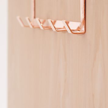 Yamazaki Minimal Over-The-Door Hook | Urban Outfitters