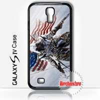 Samsung Galaxy S4 Case Assassin Creed 3 Video Game - S4 i9500 Cover