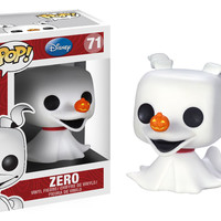 POP! Disney: Nightmare Before Christmas Zero Vinyl Figure