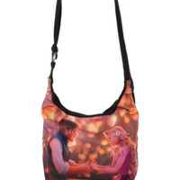 Tangled Boat Embrace Hobo Bag