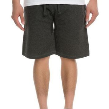 Simply Butter Shorts (Charcoal)