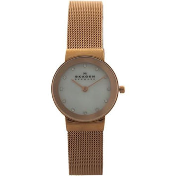 Skagen - 358SRRD Freja Steel Mesh Watch Watch 1 piece