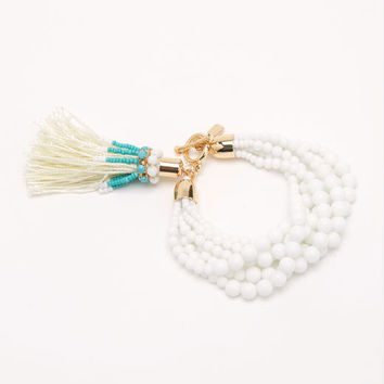 Shop Tassel Bracelet at vineyard vines