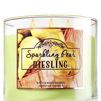 3-Wick Candle Sparkling Pear Riesling