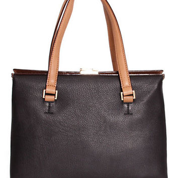 Isaac Mizrahi New York Audrey Leather Satchel