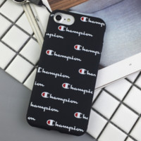 Champions Phone Case for iPhone