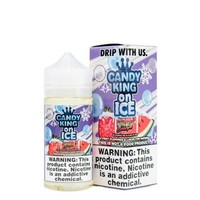 Candy King On Ice - Strawberry Watermelon Bubblegum (100ml)