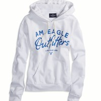 AEO Factory Signature Graphic Hoodie